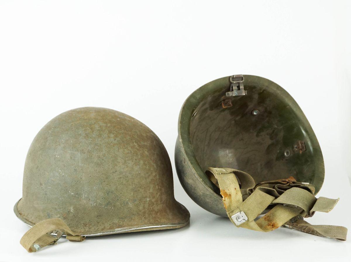 3 Capacetes Militares