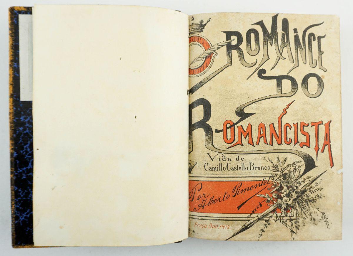 Alberto Pimentel – O Romance do Romancista