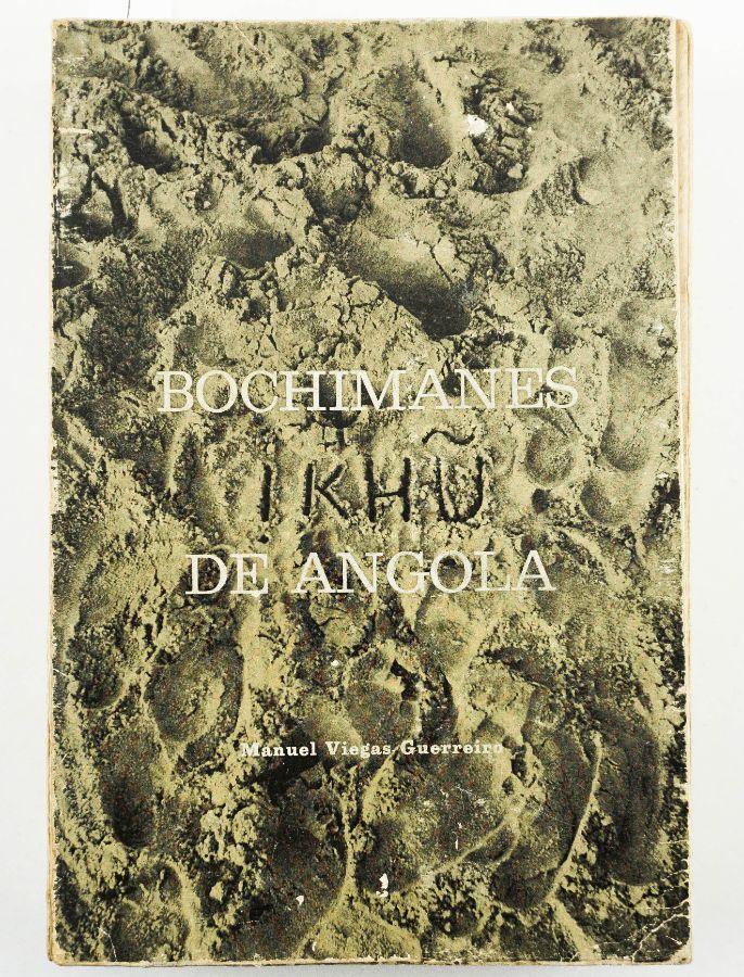 Bochimanes de Angola
