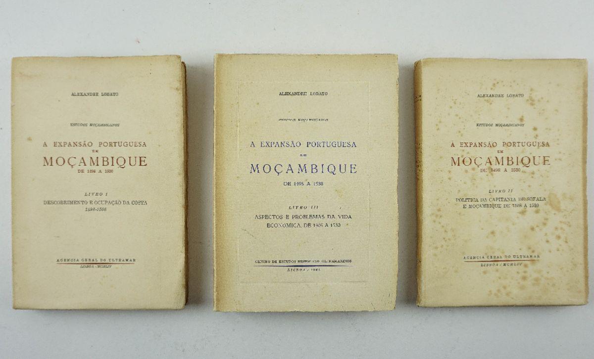 A Espansão Portuguesa em Moçambique