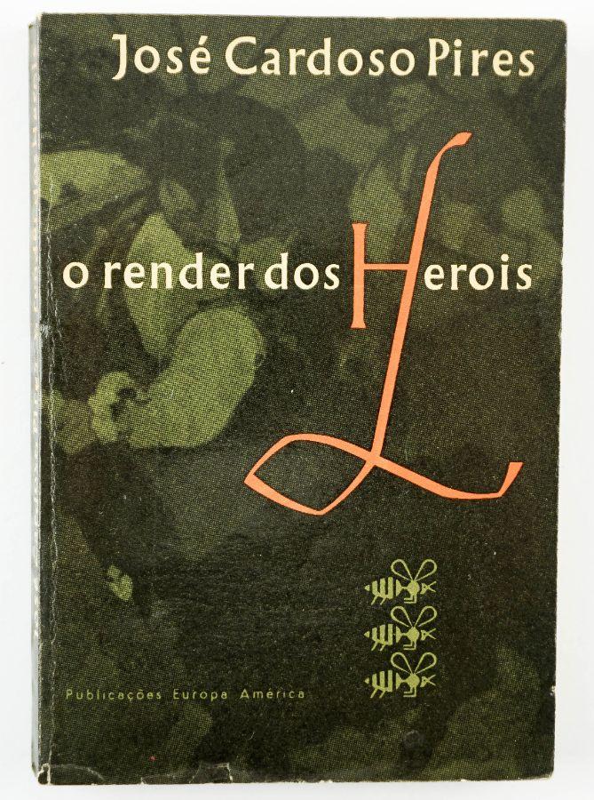José Cardoso Pires – com dedicatória
