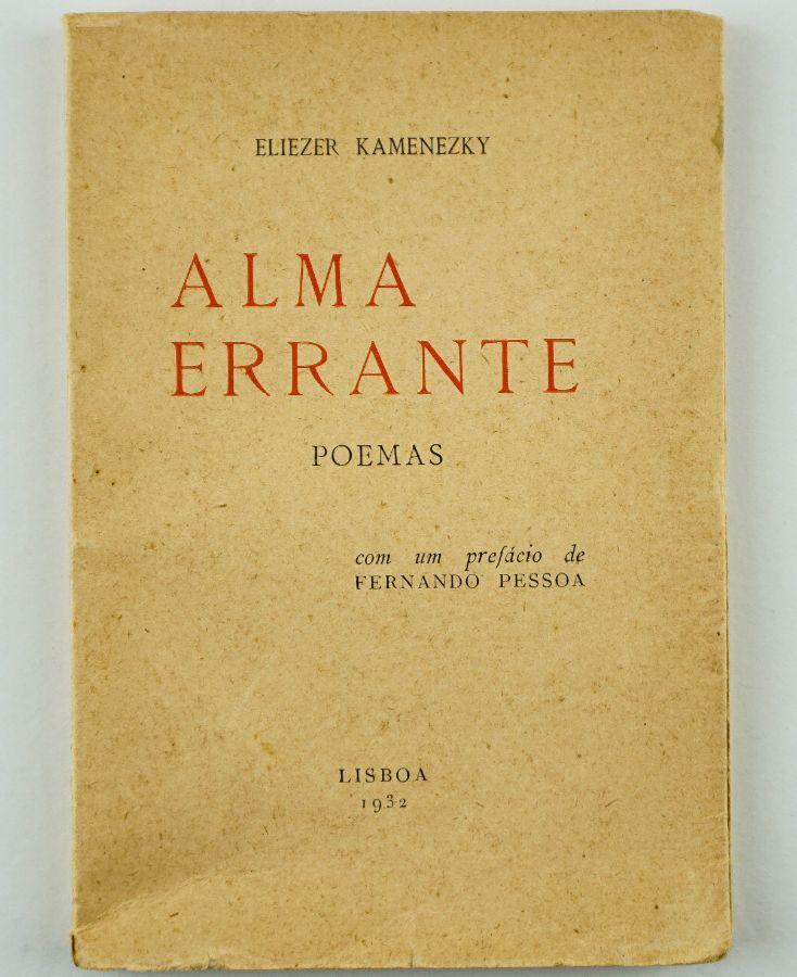 Eliezer Kamenezky – Fernando Pessoa