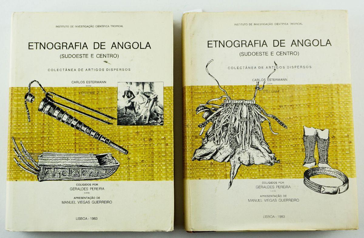 Carlos Estermann – Etnografia de Angola