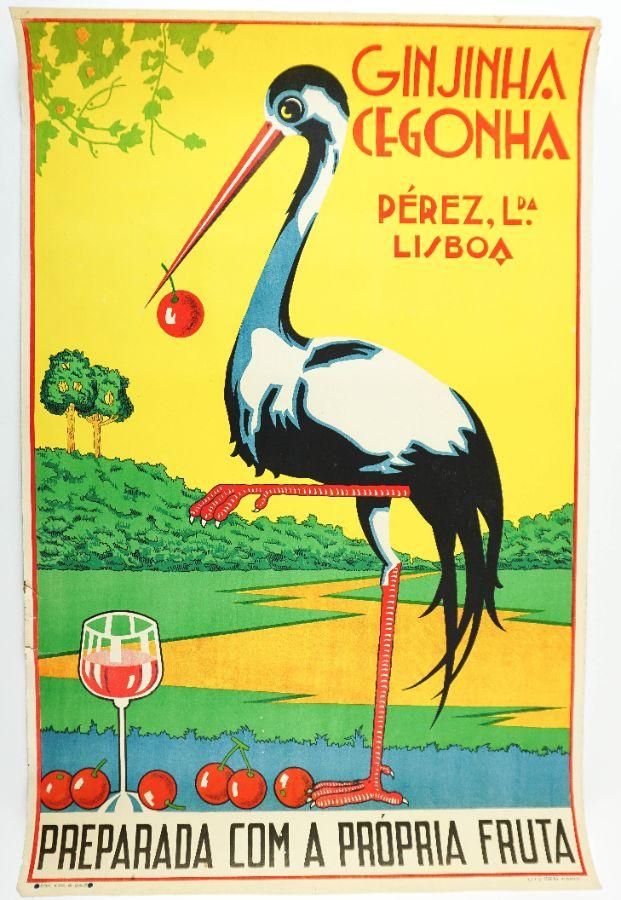 Ginjinha Cegonha