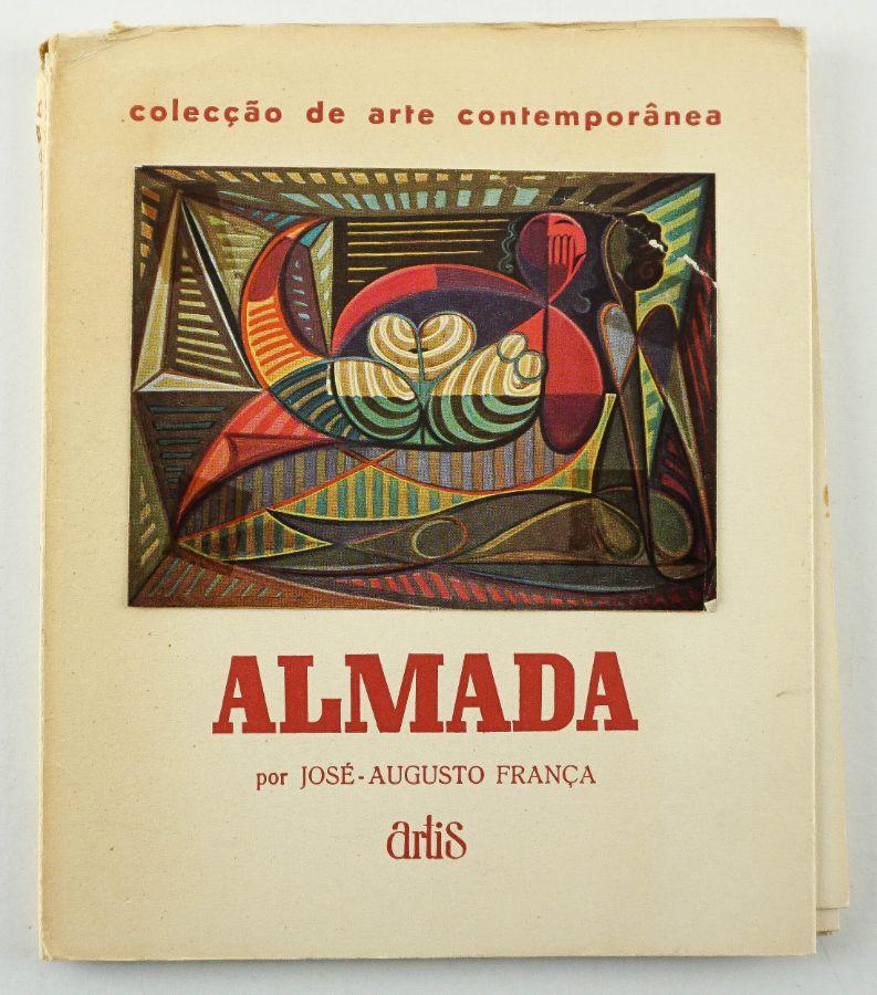 José-Augusto França. ALMADA.