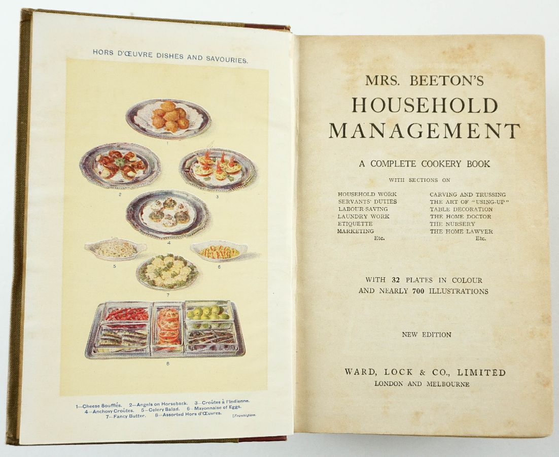 Mrs. Beeton's Household Management.