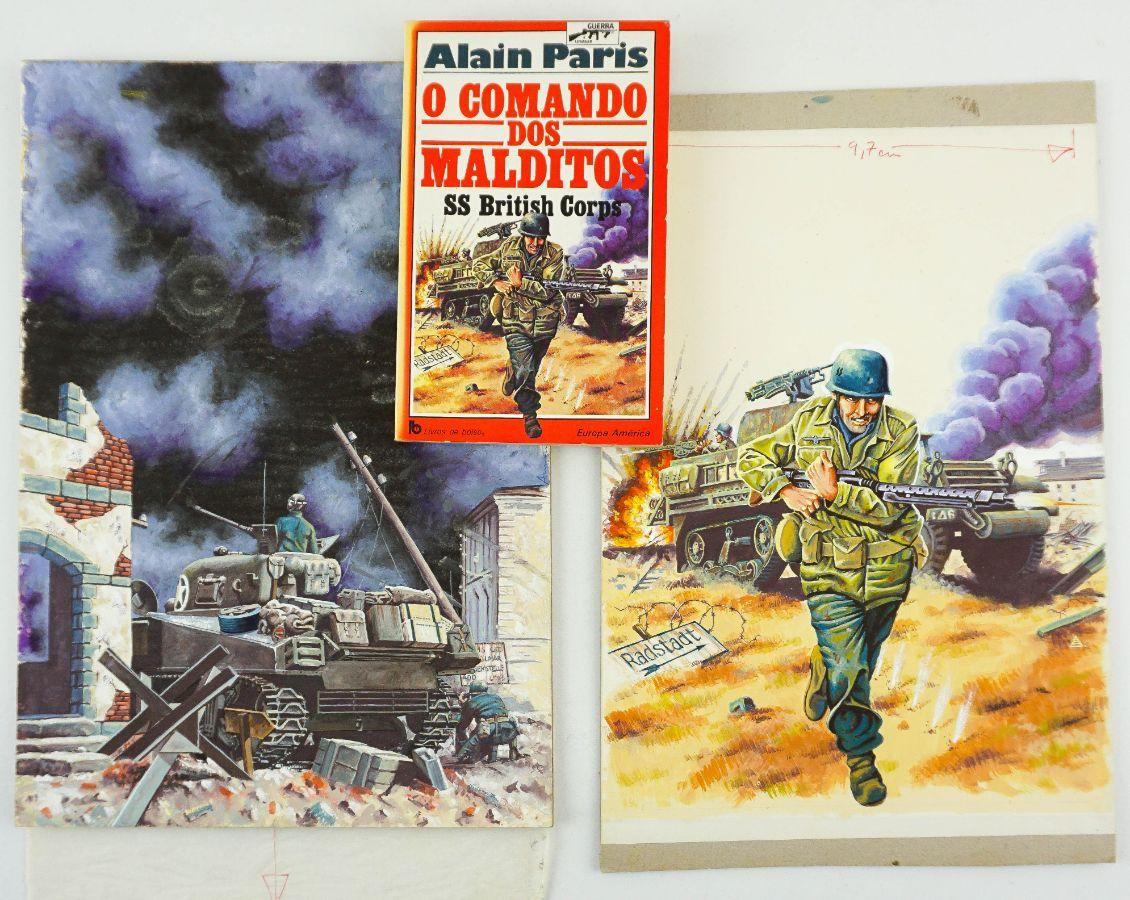 Comando dos Malditos e Operação Suícida