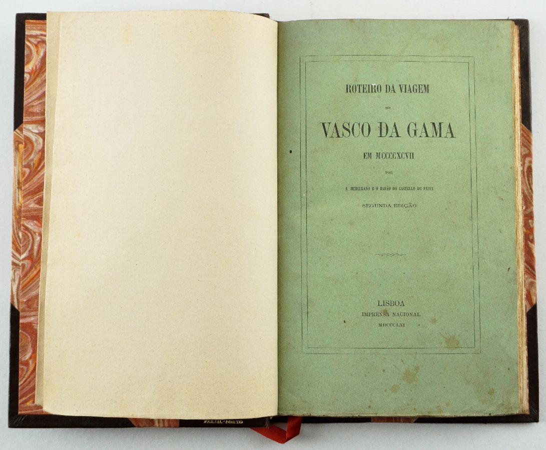 Roteiro da viagem de Vasco da Gama em 1396, 2ª Edição correta