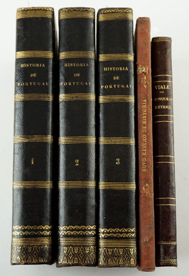 5 livros
