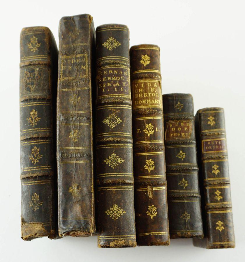 6 livros