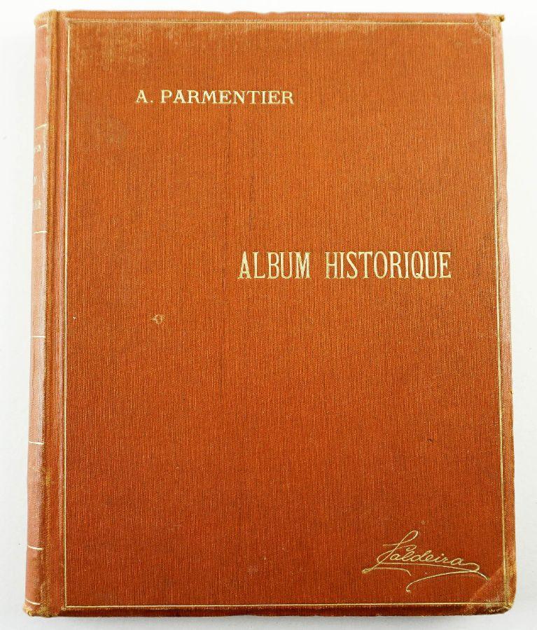 Album Historique, Le Moyen Age du IV à la fin du XIII