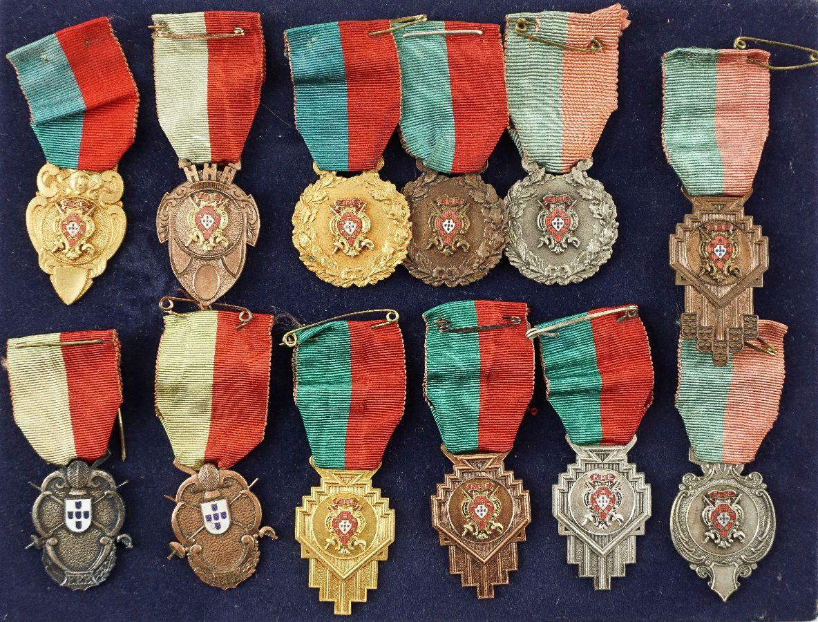 Medalhas de Esgrima