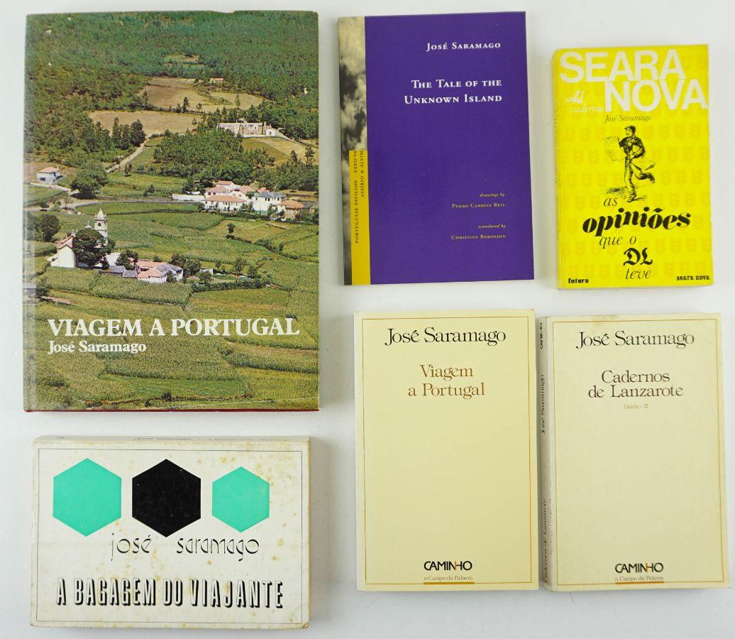 José Saramago – Primeiras Edições