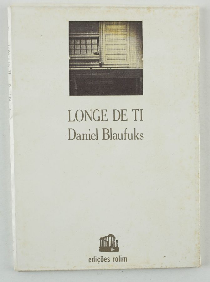 Daniel Blaufuks – Primeira publicação / obra do Autor