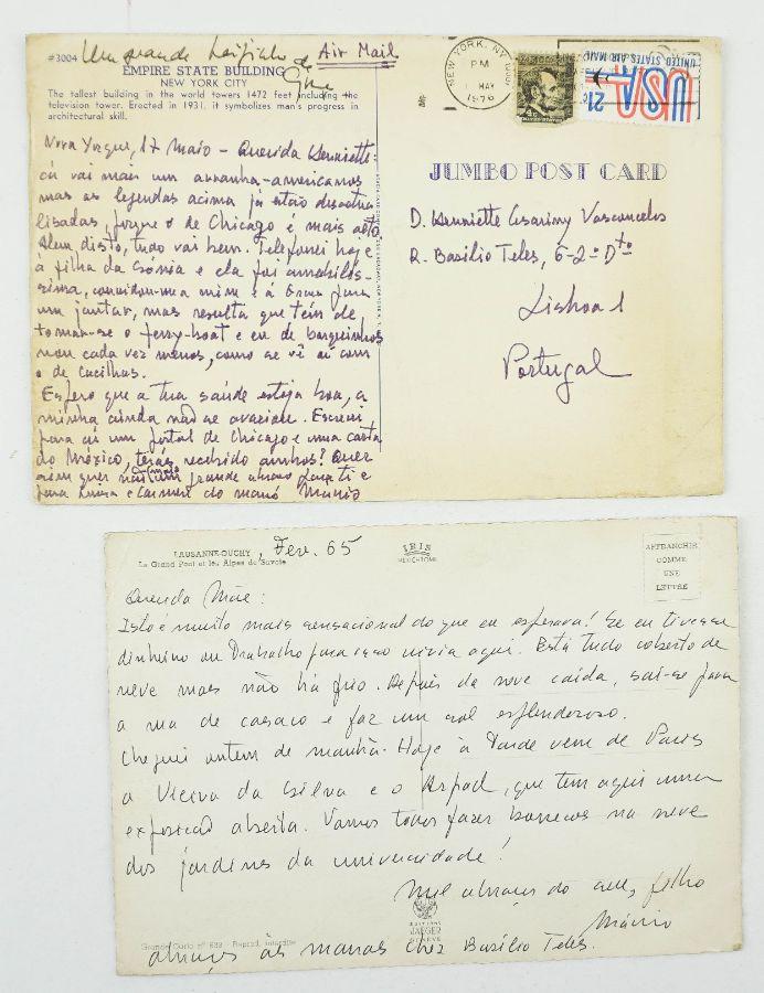 Mario Cesariny Manuscritos