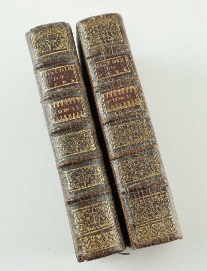 Histoire Du Ciel Ou L'on recherche L'Origine de L'Idolâtrie – 1748