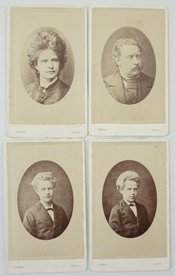 Fotografias Família Real Portuguesa
