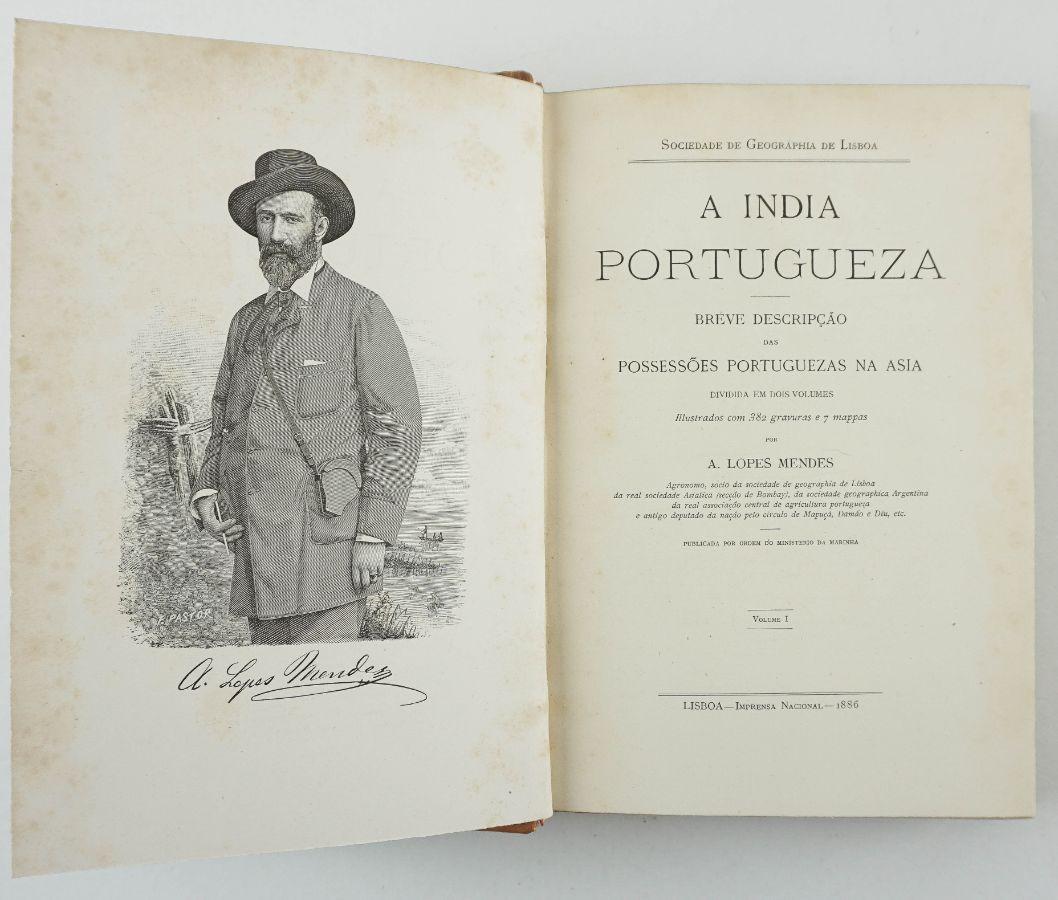 A India Portugueza