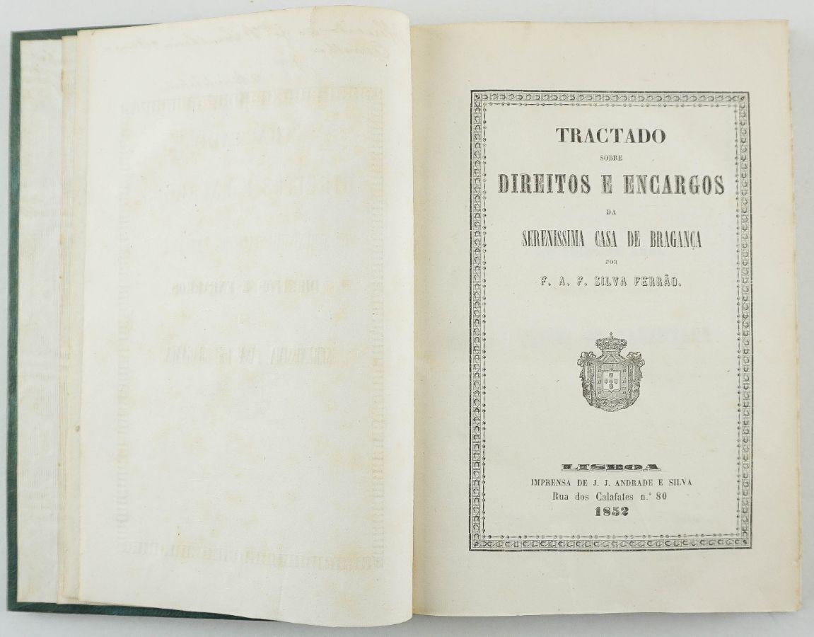 Direitos e Encargos da Casa de Bragança