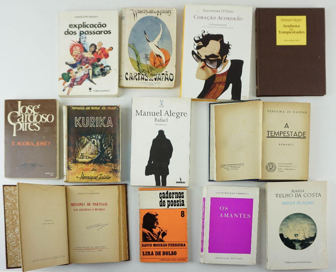 Literatura Portuguesa– Primeiras Edições