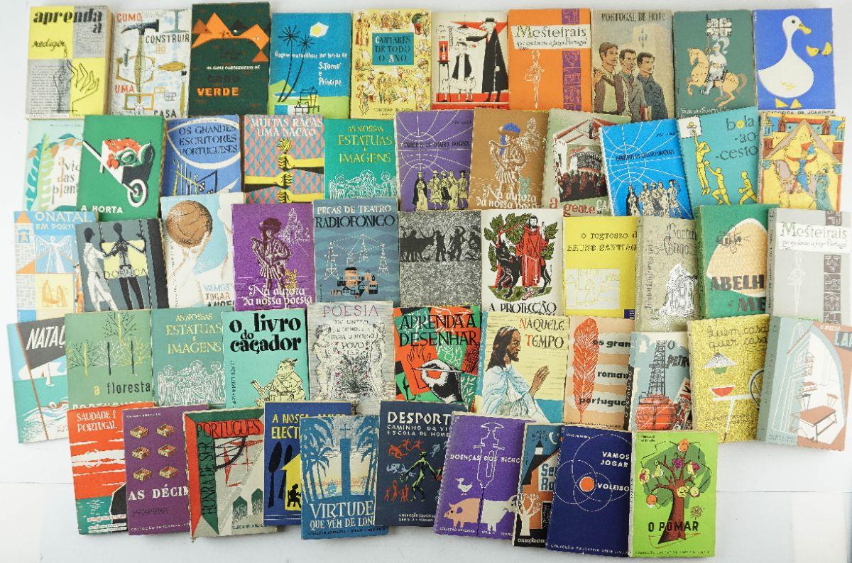 Publicações Estado Novo – Colecção Educativa
