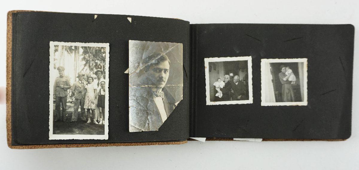 Álbum Fotografias Oriente e Africa Portuguesa
