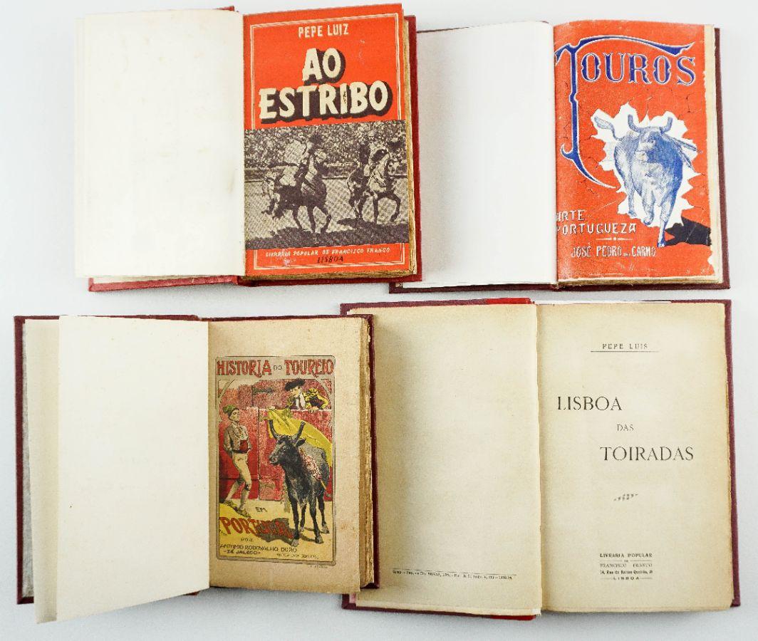 4 obras de Tauromaquia.