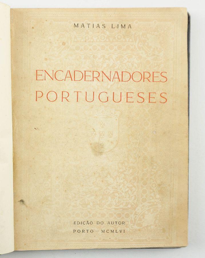 Encadernadores portugueses
