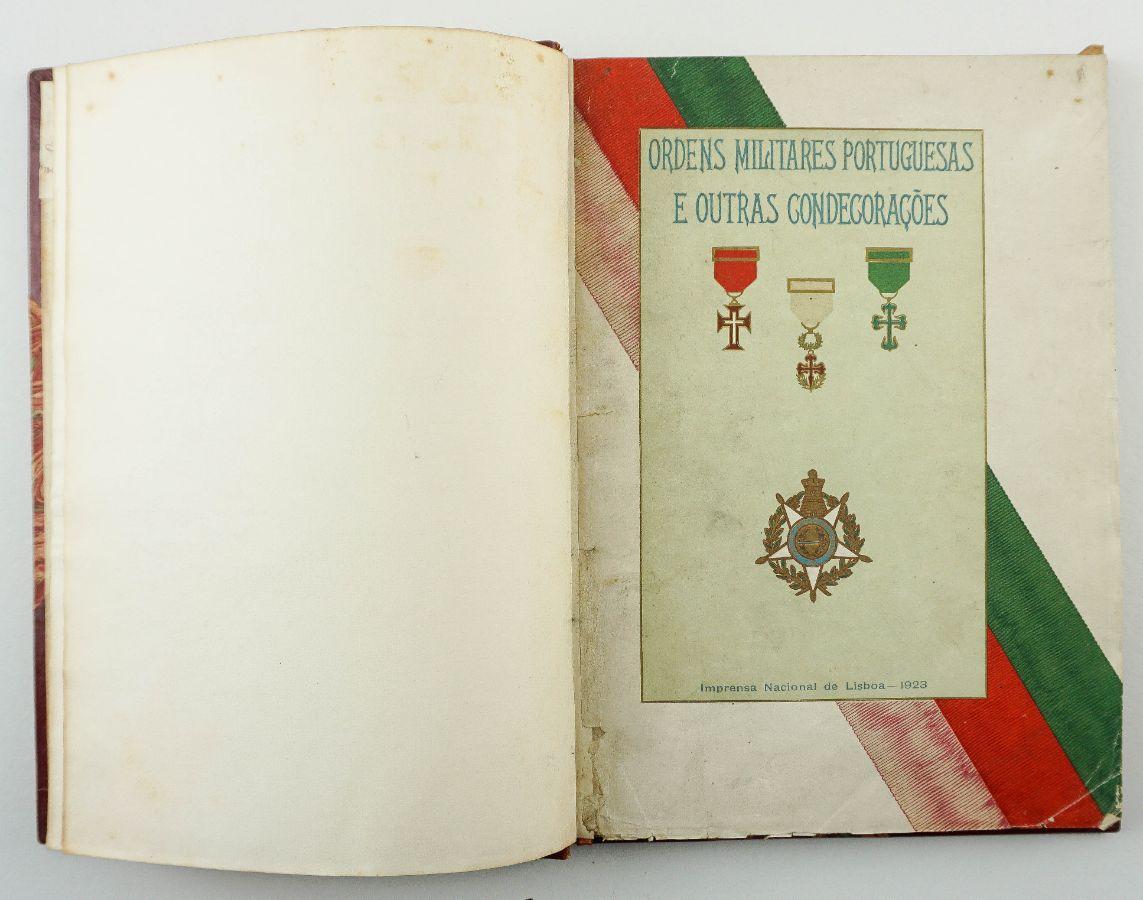 Ordens militares portuguesas e outras condecorações