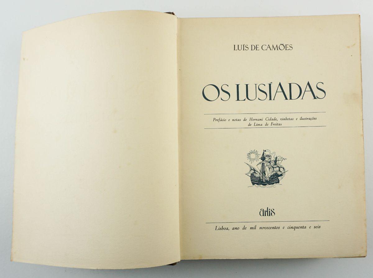 Lusíadas / Luis de Camões