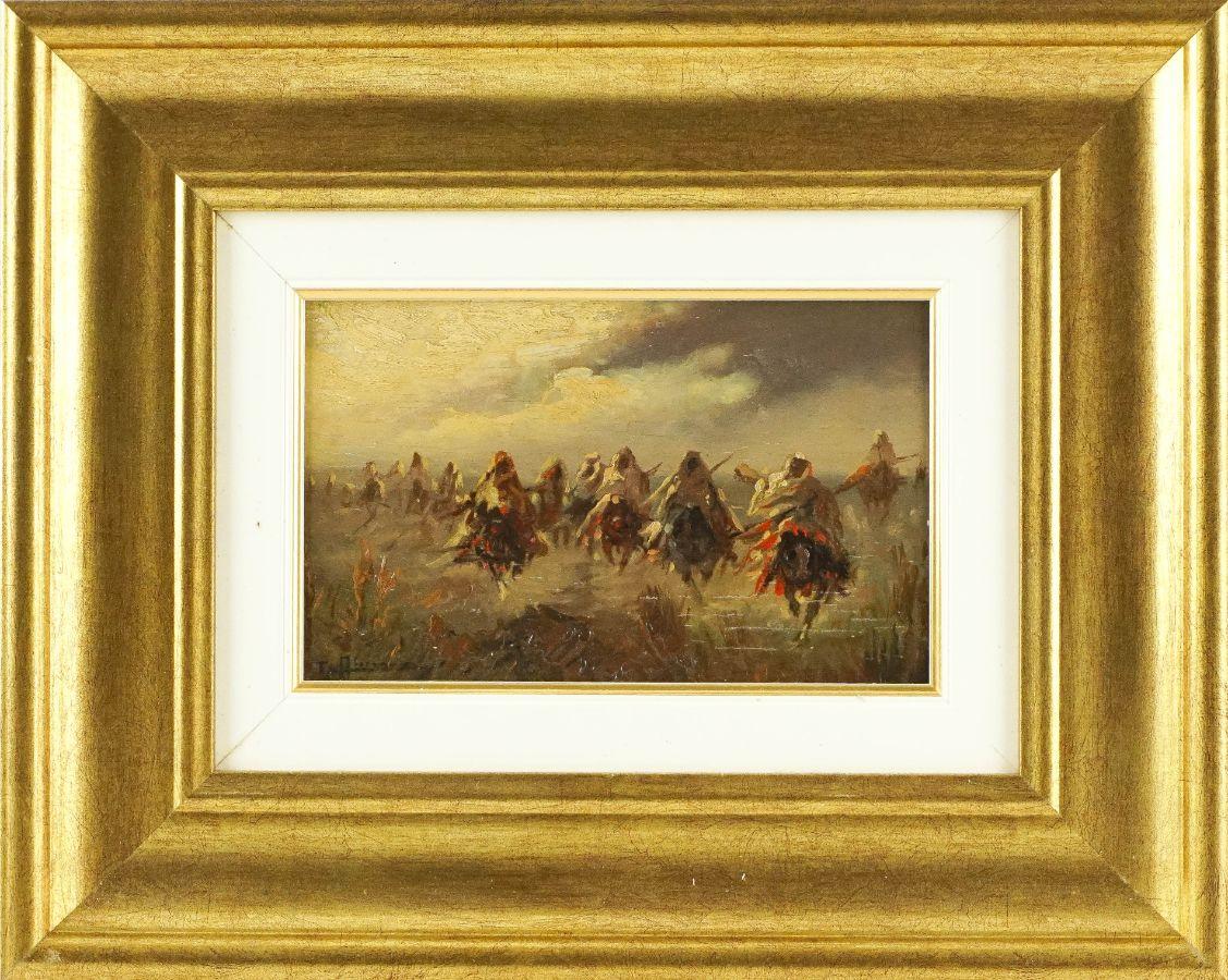 Cavaleiros Árabes