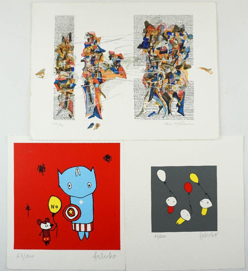 Alma Stefanesco-Schneider / Fabesko