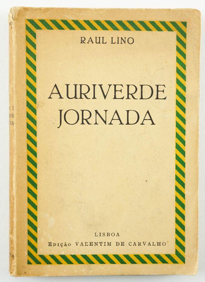 Raul Lino – com dedicatória