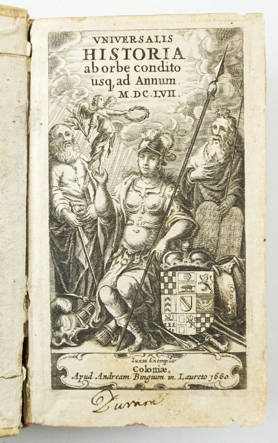 Jean de Bussières – Flosculi Historiarum Delibati (1661)
