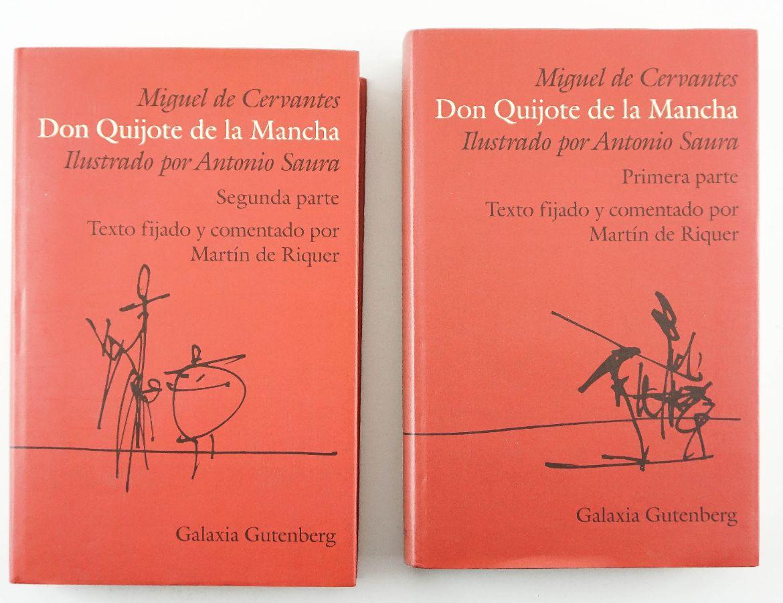 Miguel de Cervantes – António Saura