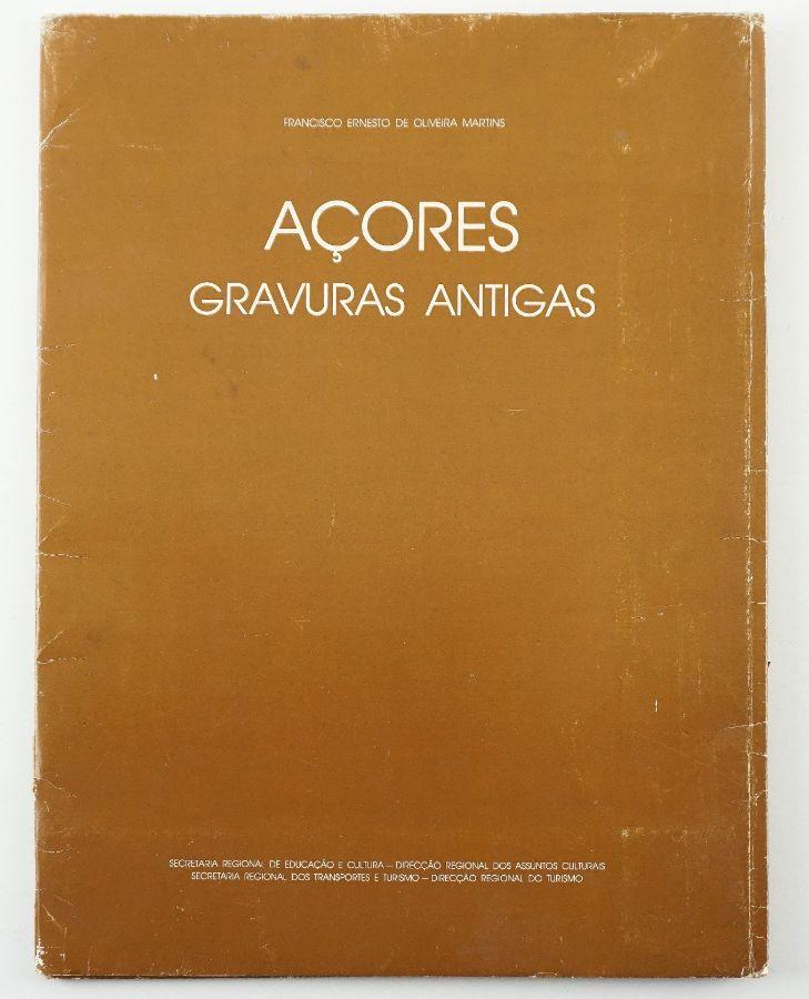 Açores – Gravuras Antigas