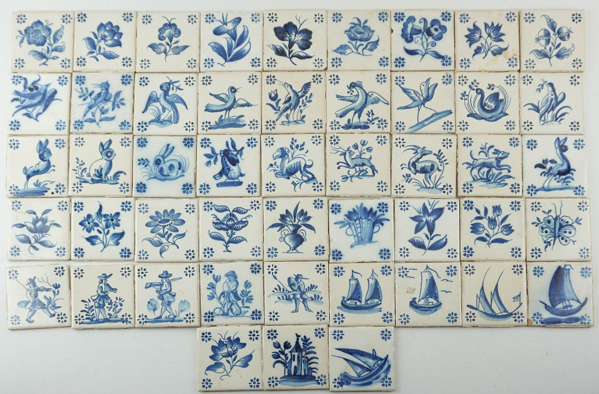 48 Azulejos