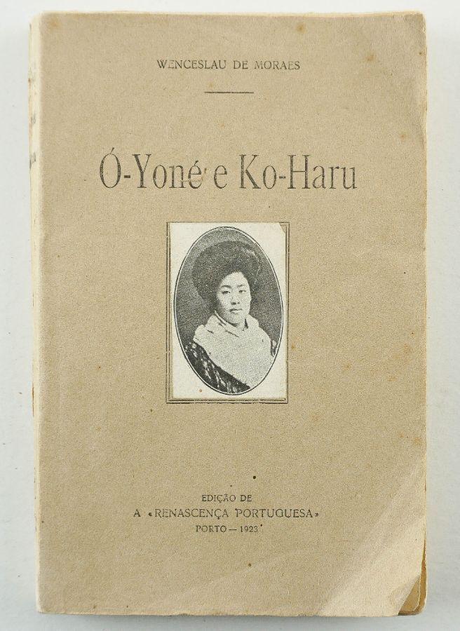 Wenceslau de Moraes, Ó Yoné e Ko - Haru 1ª edição
