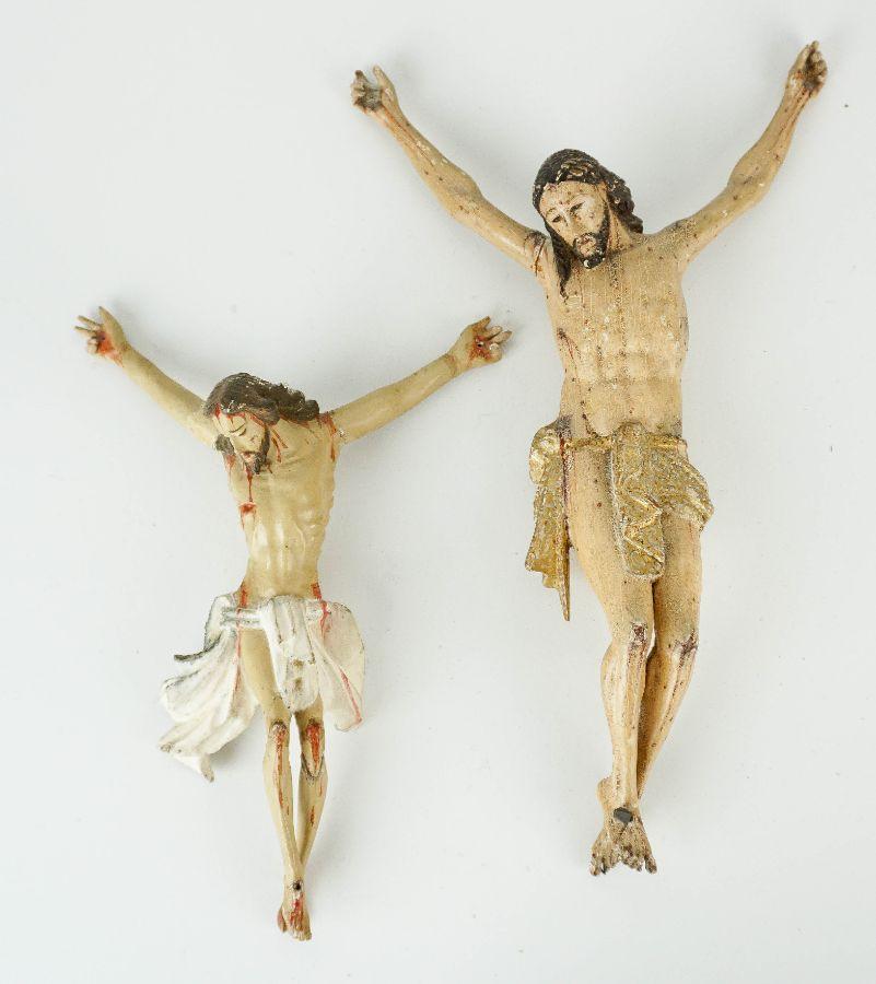2 Cristos crucificados