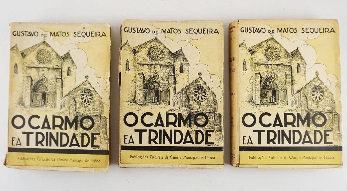 O Carmo e a Trindade por Gustavo Matos Sequeira