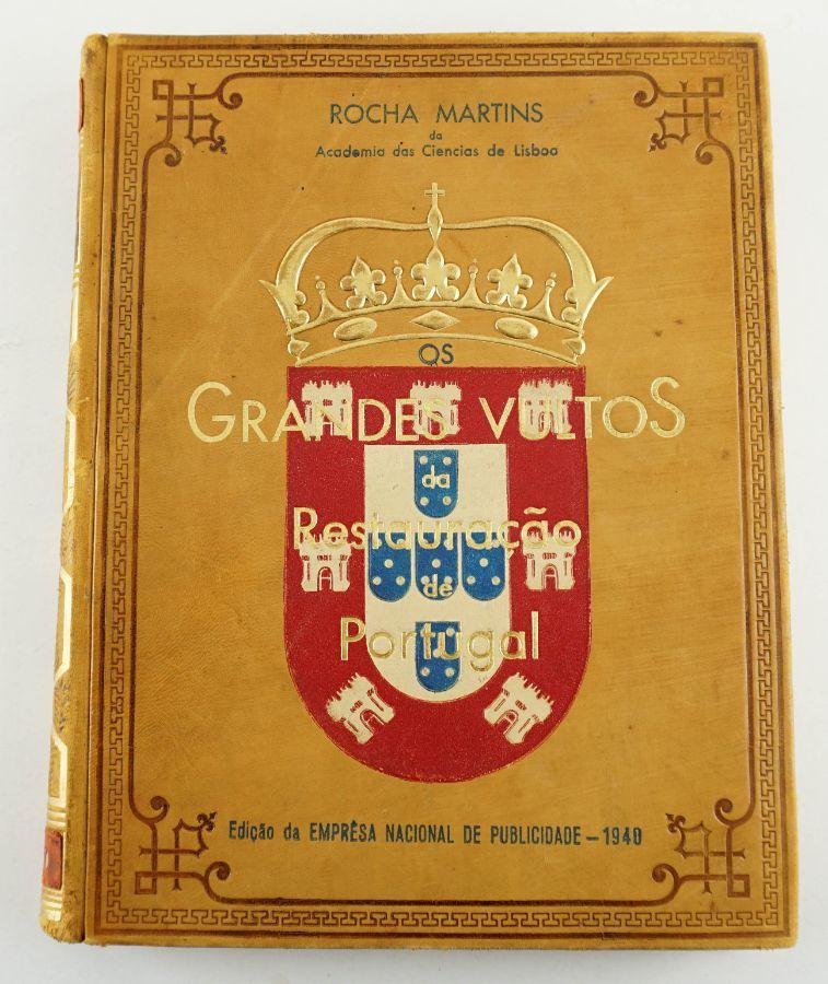 Grandes Vultos da Restauração de Portugal