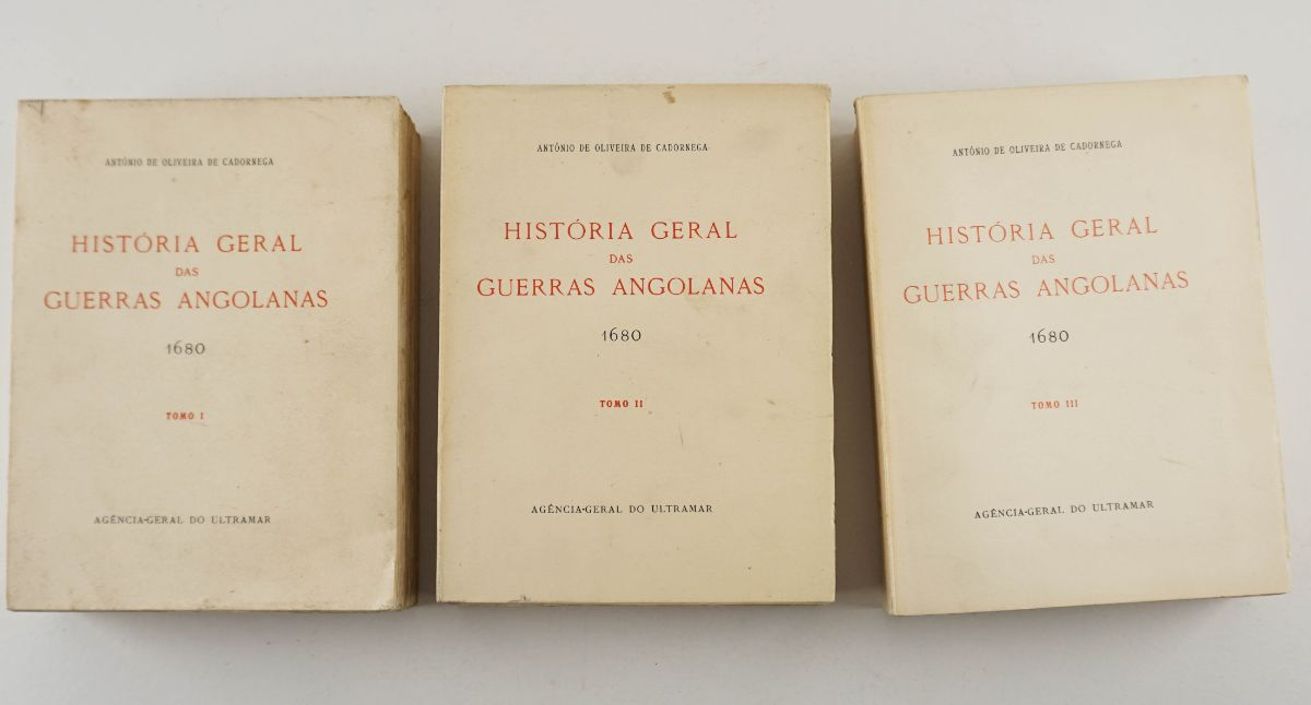 História Geral das Guerras Angolanas