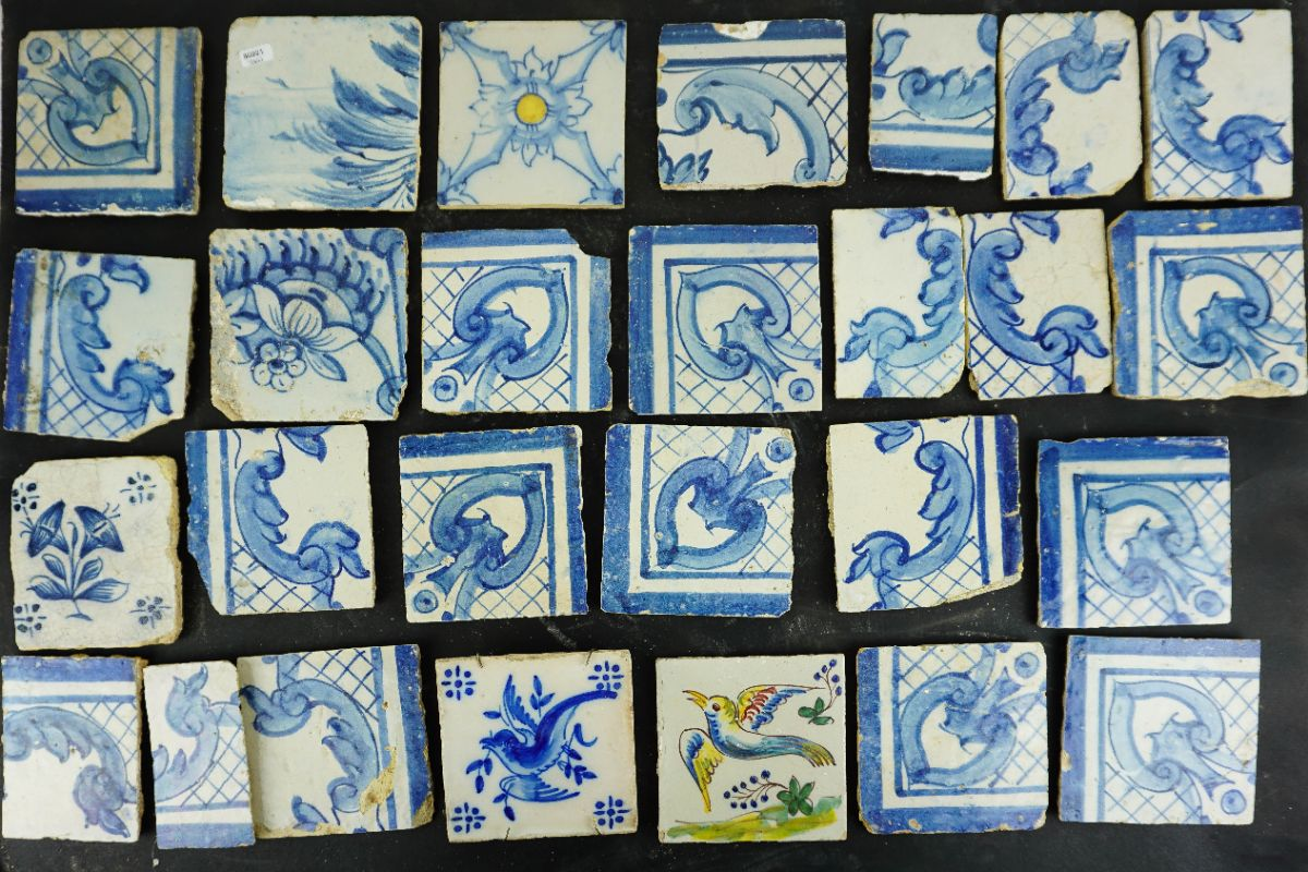 78 Azulejos