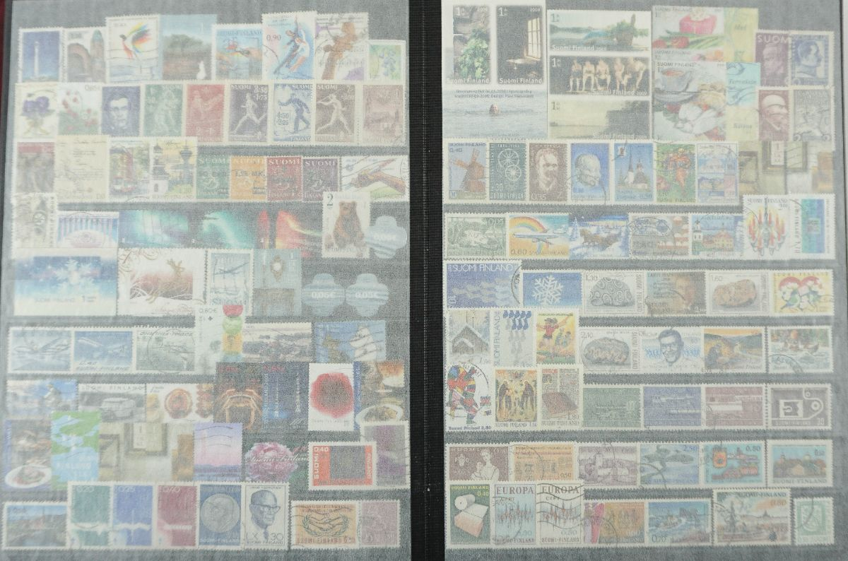 Filatelia – Selos do mundo
