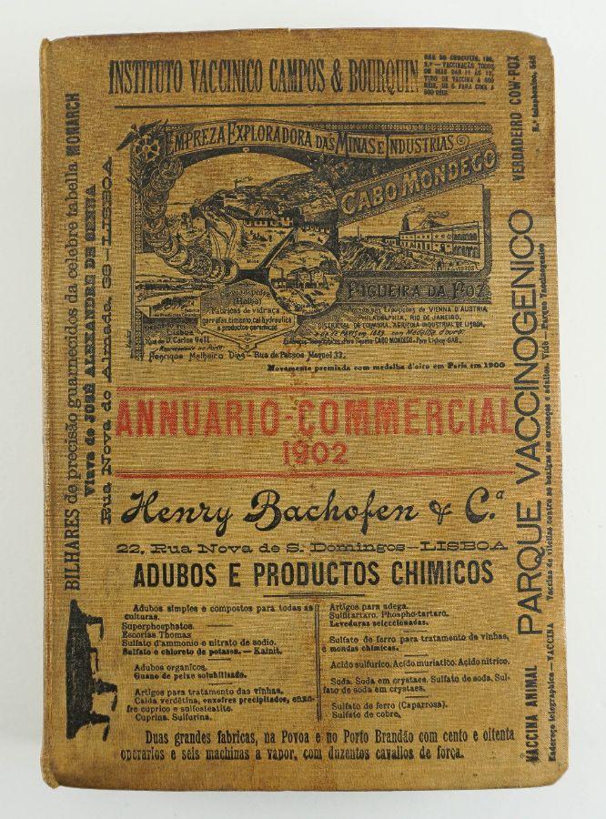 Anuário Comercial para 1902