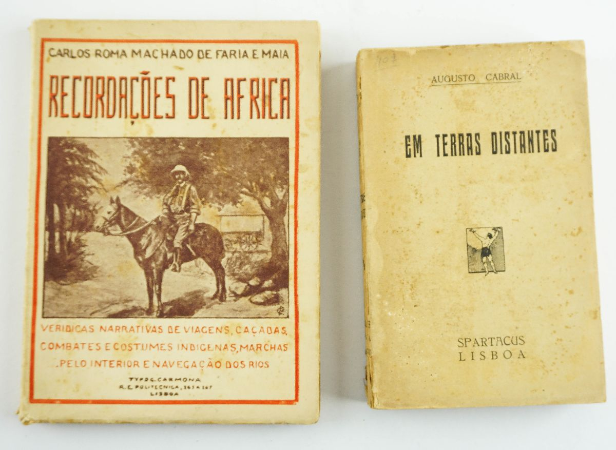 Memórias sobre a África Portuguesa
