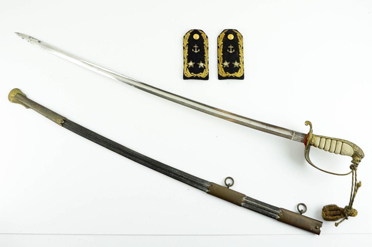 Espada de Oficial da Marinha
