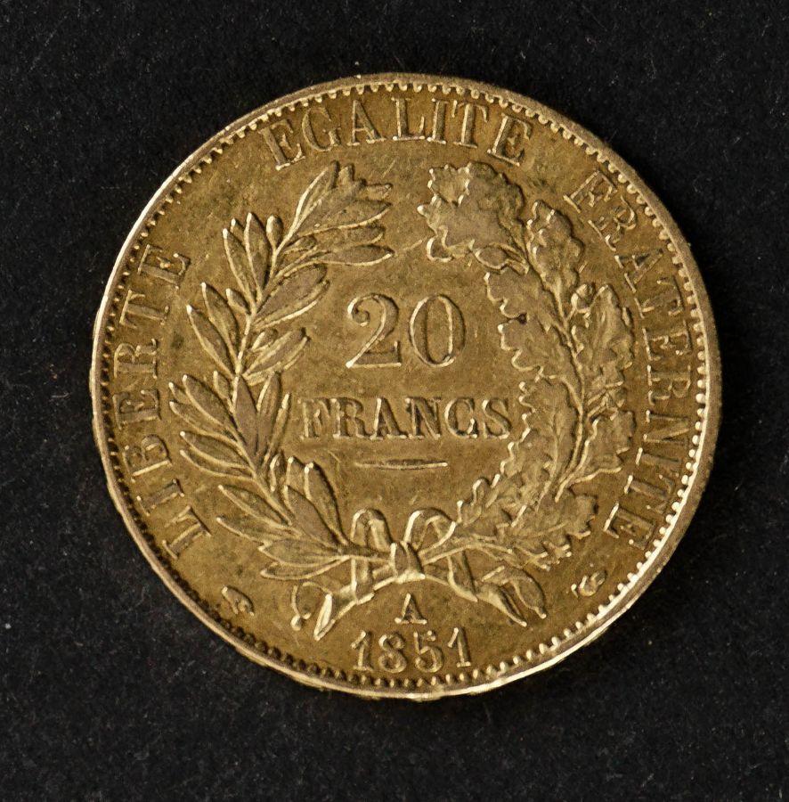 20 Francos Ceres