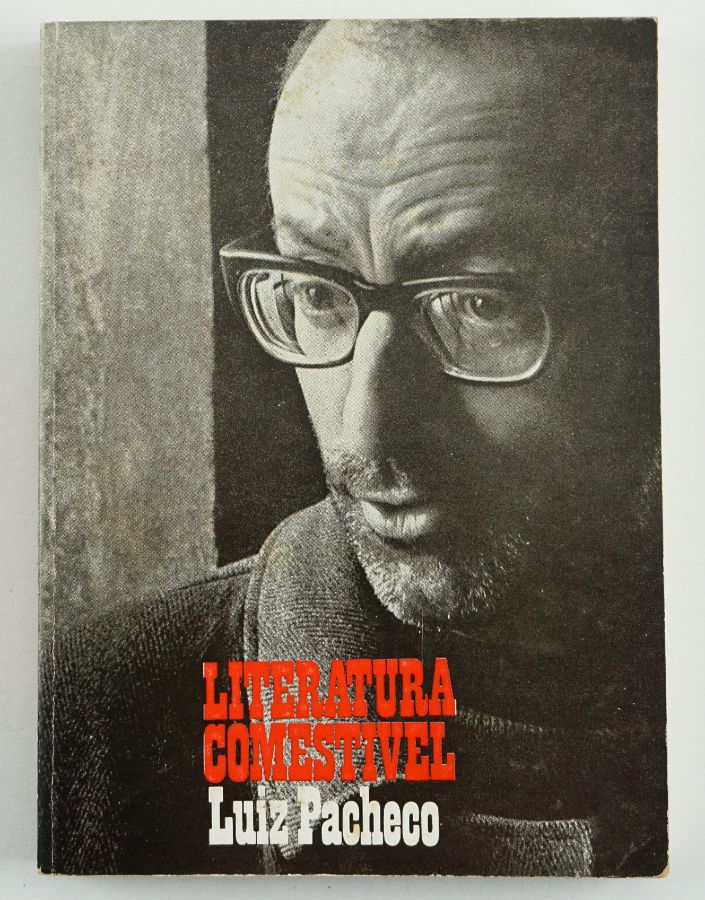 Luiz Pacheco – com dedicatória