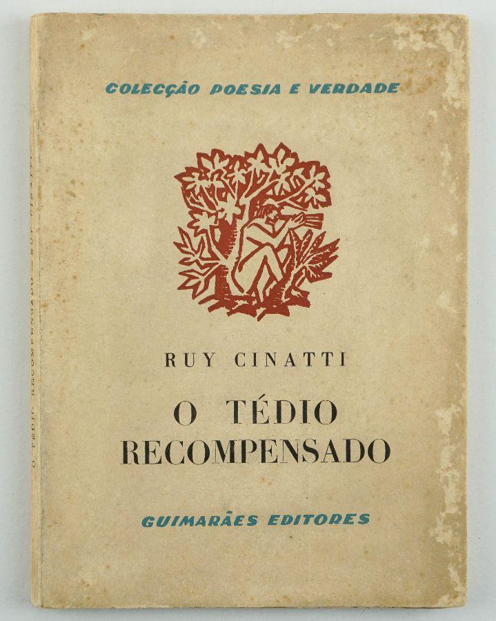 Ruy Cinatti – com dedicatória